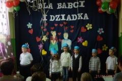 Dzień Babci i Dziadka 2012