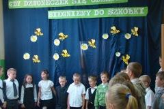 Nowy rok szkolny 2012/13