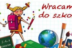 Rozpoczęcie roku szkolnego 2020/2021 w Publicznej Szkole Podstawowej w Wydrzynie