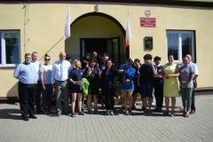 Wizyta pielgrzymów z Korei  w naszej szkole