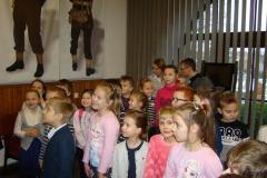 Wycieczka do muzeum i teatru klasy I - III