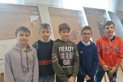 Wystawa historyczna w GOK-u